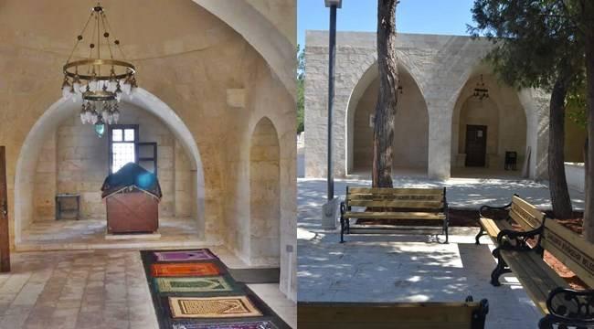 Abdurrahman Dede Camii ve Türbesi restore edildi