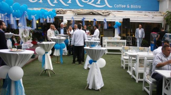 Baraqa Cafe'den Bayram Mesajı