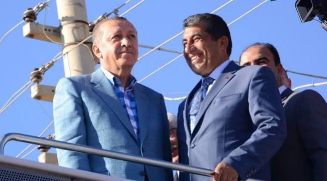 Cumhurbaşkanı Erdoğan Ceylanpınar'da-Videolu Haber