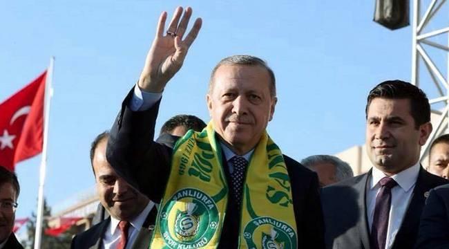 Cumhurbaşkanı Erdoğan yarın Urfa'ya geliyor