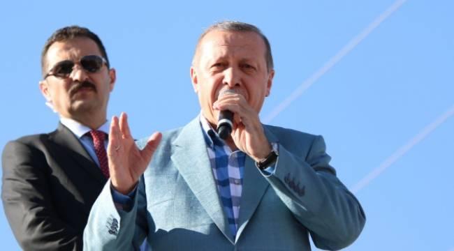 Cumhurbaşkanı Erdoğan, Suriyeli Muhacirlere Medineli Ensar Oldunuz
