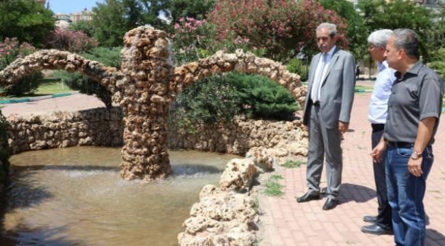 Demirkol, Şair Nabi mahallesinde çalışmaları inceledi-Videolu Haber