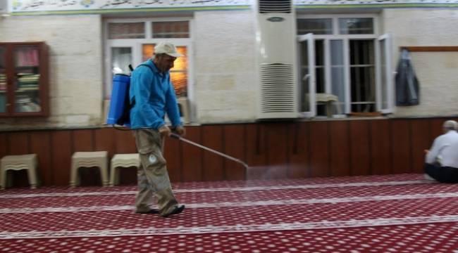 Haliliye'de Camiler Gül Kokuyor-Videolu Haber