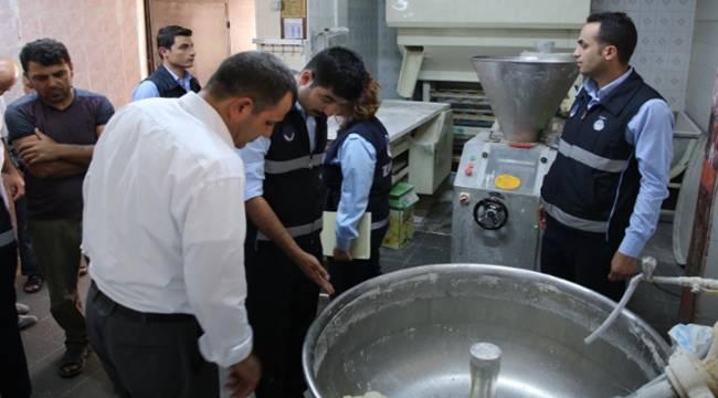 Haliliye'de Fırınlar Denetlendi-Videolu Haber