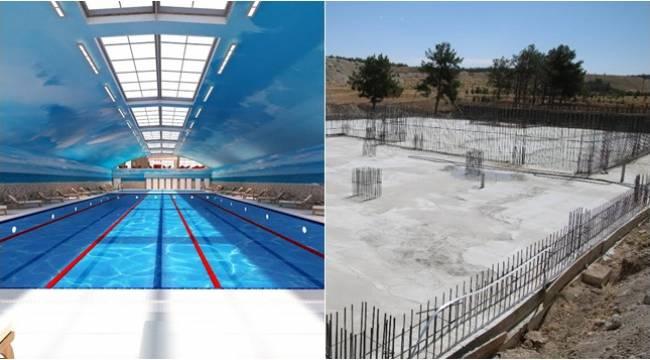 Şanlıurfa'ya 3 ayrı yüzme havuzu yapılıyor-Vidoelu Haber