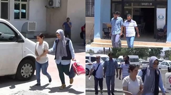 Silahlı Eylem Yapan Teröristin İş Birlikcileri Yakalandı