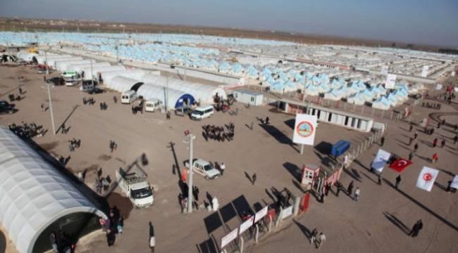 Urfa'da 5 ayrı kamptaki Suriyeli sayısı Netleşti