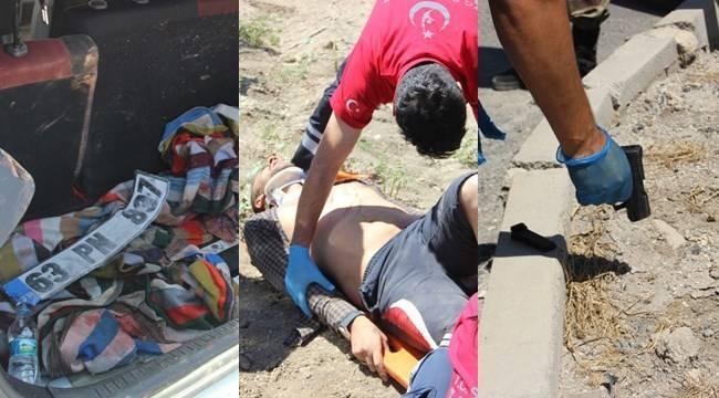 Urfa'da Bagaj'da bulunan 3 Yaralıdan biri öldü