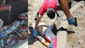 Urfa'da otomobilin bagajından silahla vurulmuş 3 kişi çıktı
