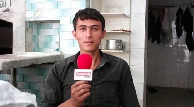 Urfa'da Tepsilerden tüm fırınlar para almalı-Videolu Haber