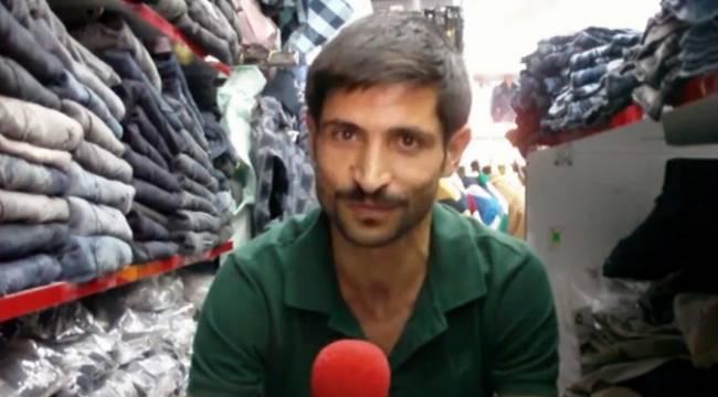 Urfalı alışverişini son haftaya bırakıyor-Videolu Haber