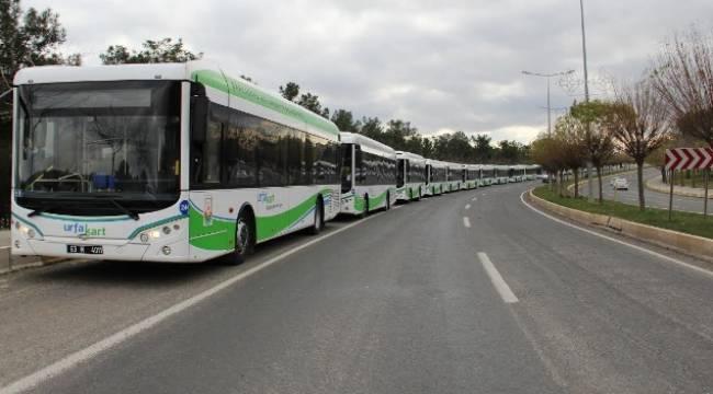 15 Temmuz'da otobüsler Ücretsiz