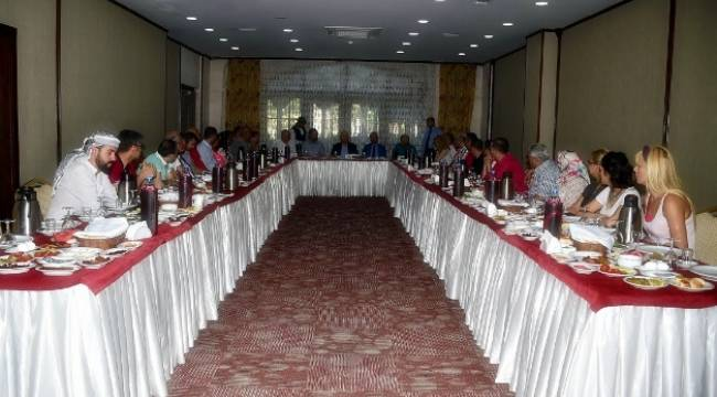 32 seyahat acentesi Şanlıurfa'da -Videolu Haber