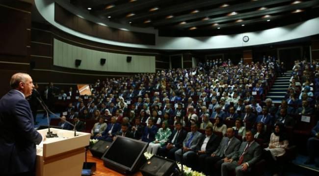 AK Parti İl Başkanları arasında nöbet değişimi yaşanacak