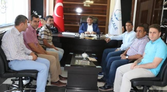 Akçakale,Spor'un tüm branşlarında Urfa'yı temsil edecek