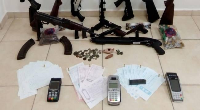 Alanya ve Siverek'te suç örgütlerine operasyon, 12 gözaltı