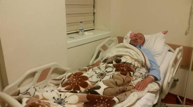 Aziz Hoca Tekrar Hastaneye Kaldırıldı