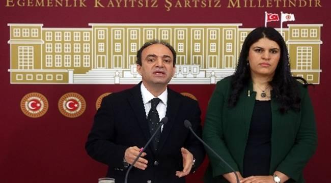 Baydemir ve Öcalan'ın yargılandığı dava ertelendi