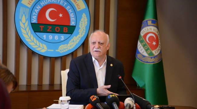 Bayraktar, sıfır gümrük vergisini eleştirdi