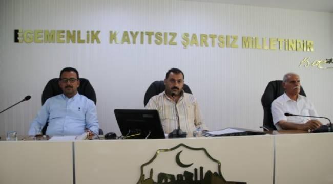 Belediye Meclisinden Şanlıurfaspor açıklaması