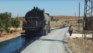 Bozova'da hedef 130 km asfaltlama yapmak-Videolu Haber
