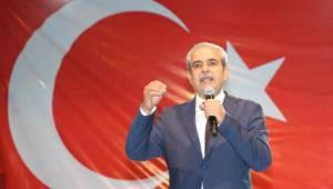 Demirkol 15 Temmuz Demokrasi ve Milli Birlik gününü kutladı