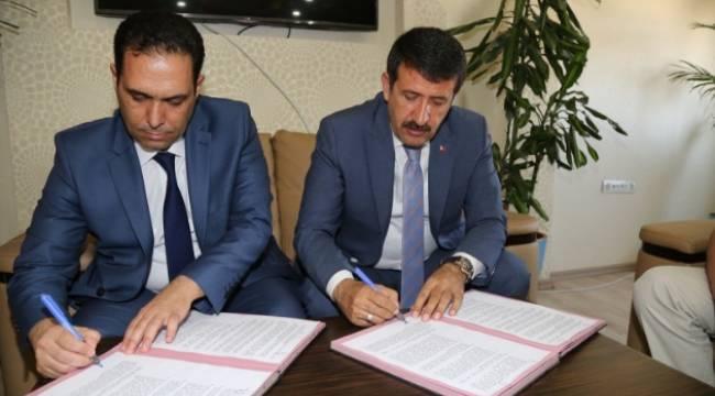 Eyyübiye ile Aspim arasında işbirliği protokolü