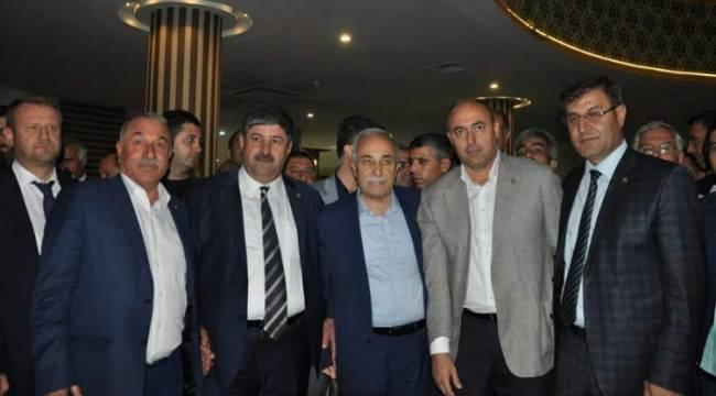Eyyüpoğlu, Çiftçilerin istediği 7 isteği Fakababa'ya iletti