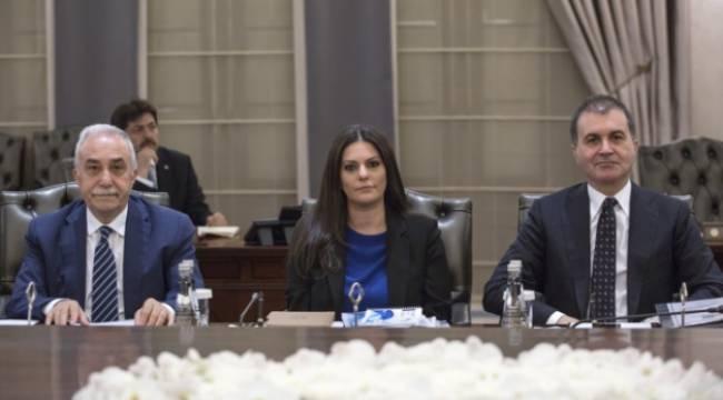 Fakıbaba'nın ilk Bakanlar Kurulu toplantısı