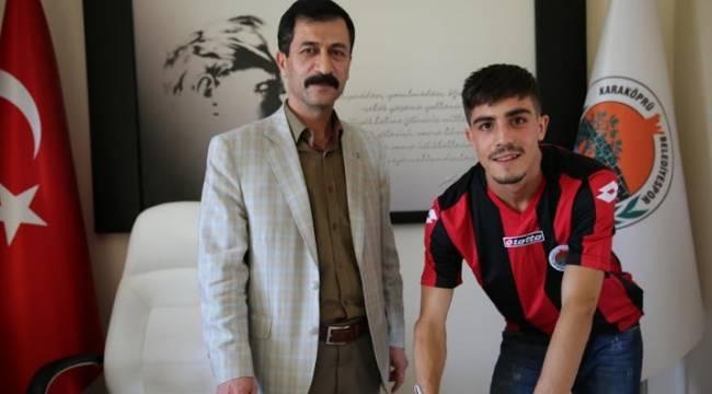 Genç Yetenek Karaköprü Belediyespor'da