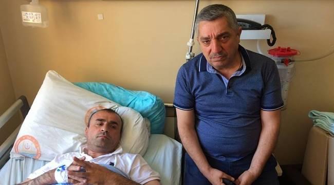 Hacı Bekir Yaşar Kalp Krizi Geçirdi