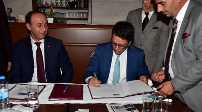 Halfeti'nin organik ürünleri İstanbul'da satılacak
