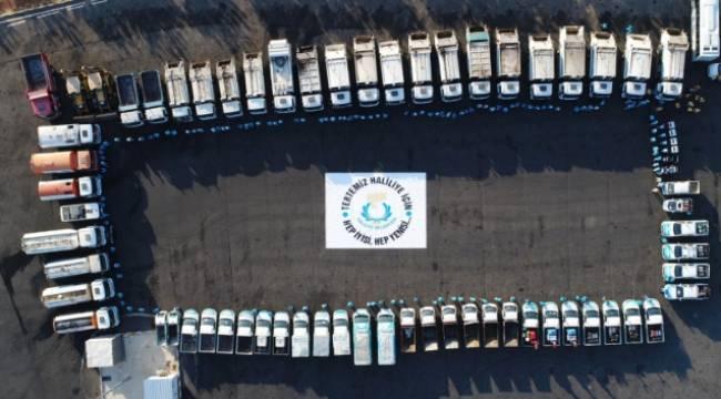 Haliliye temizlik filosu iş başında-Videolu Haber