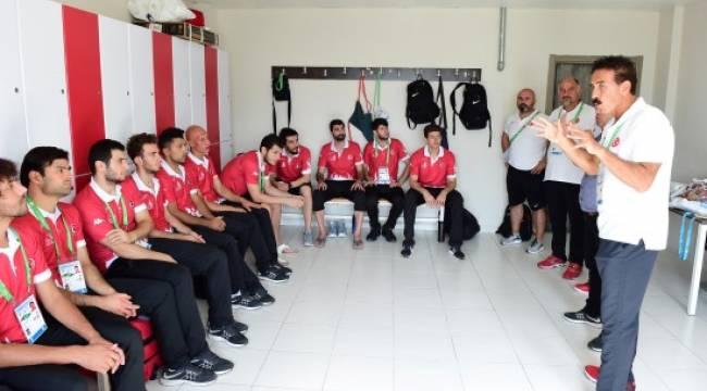 Haliliye voleybol takımı, sezona hazır - Video Haber
