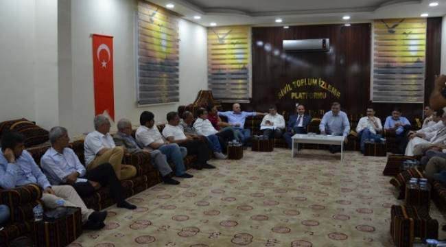 Harran Üniversitesi STK'larla buluşmaya devam ediyor