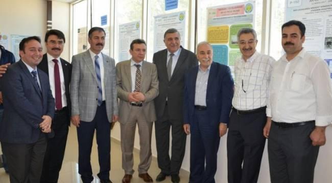 Harran Üniversitesi Tarım Projelerini Destekliyor