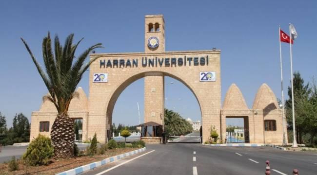 Harran Üniversitesinde beş yeni bölüm açılıyor