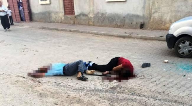 Hilvan'da kız alıp verme kavgası: 2 ölü, 9 yaralı