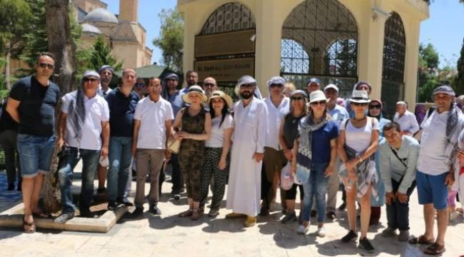 İç Anadolu turizm acentelerine Şanlıurfa Tanıtıldı