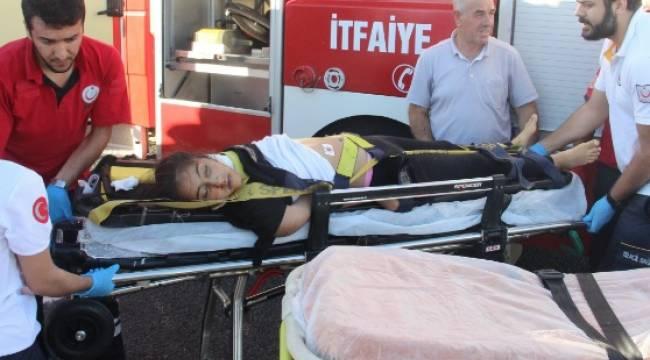 Kızlar'daki Feci Kaza'da 2 Kişi Kurtarılamadı