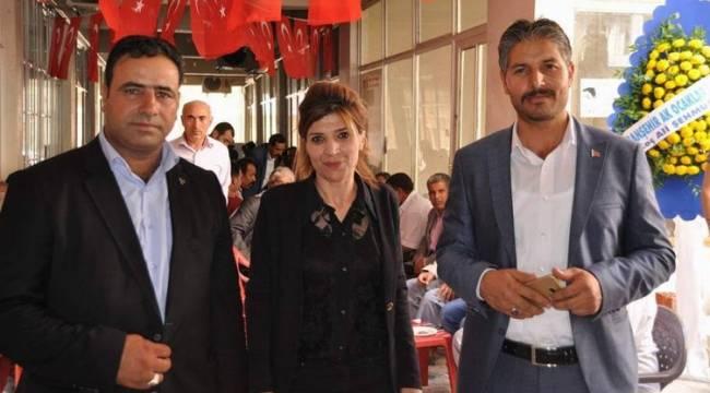 Milli Birlik ve Kardeşlik Federasyonu Viranşehir şubesi açıldı
