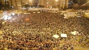 Şanlıurfa 15 Temmuz Demokrasi ve Milli Birlik gününe hazır