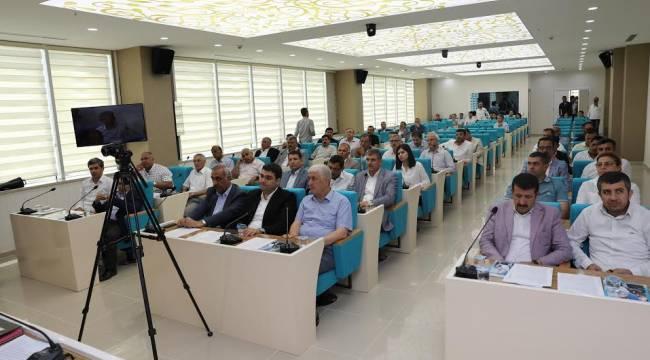 Şanlıurfa Büyükşehir Belediyesinin yeni meclis salonu açıldı-Videolu Haber