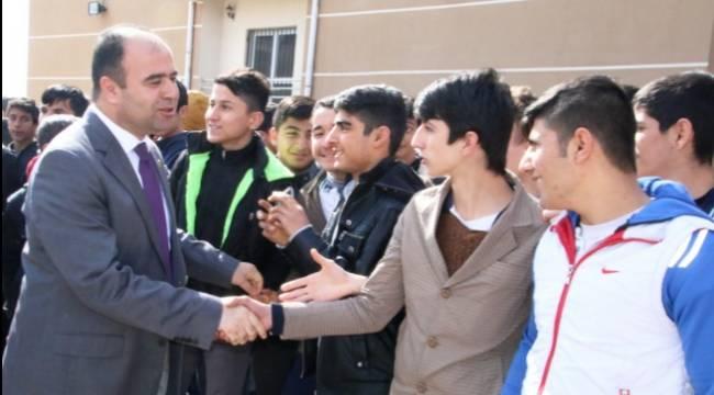 Şanlıurfa Büyükşehir gençlik meclisi üye seçimleri yapacak