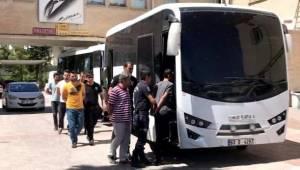 Urfa'da Bylock operasyonu, çok sayıda gözaltı var-Videolu Haber
