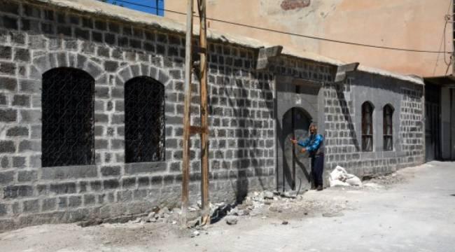Şanlıurfa'da depreme dayanıklı taş evlere dönüş başladı