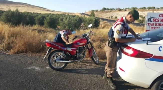 Şanlıurfa'da jandarmadan güven ve huzur uygulaması