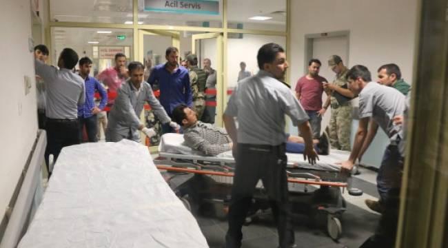 Şanlıurfa'da kız kaçırma kavgası: 2 yaralı