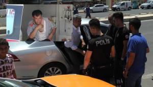 Şanlıurfa Göç İdaresi müdürü ve personeline saldırı