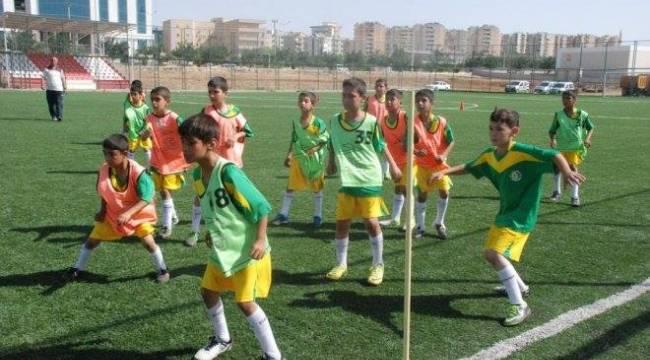 Şanlıurfa İlçelerinde alt yapı için futbolcu seçilecek